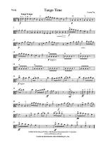 Tango Time: Viola Sheet Music