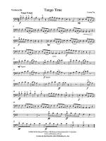 Tango Time: Cello Sheet Music