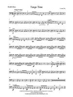 Tango Time: String Bass Sheet Music