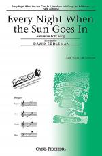Every Night When the Sun Goes in Sheet Music