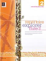 Repertoire Explorer - Flute Vol.2 Sheet Music