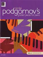 Nicolai Podgornov's Graded Pieces Vol.2 Sheet Music