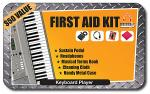 First Aid Kit for Keyboard Sheet Music