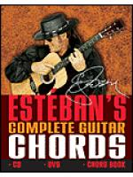 Estéban's Complete Guitar Chords Sheet Music