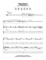 Hechicera Sheet Music