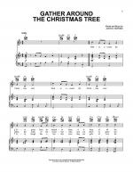 Gather Around The Christmas Tree Sheet Music