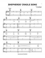 Shepherd's Cradle Song Sheet Music