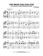 The Bear Cha-Cha-Cha Sheet Music