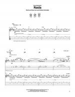 Nada Sheet Music