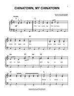 Chinatown, My Chinatown Sheet Music