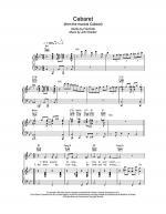 Cabaret Sheet Music