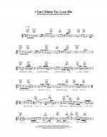 I Can't Make You Love Me Sheet Music