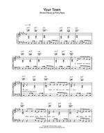 Your Town Sheet Music