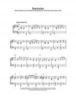 BambolÉo Sheet Music