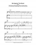 Me Against The Music (remix) Sheet Music