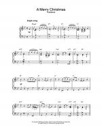 A Merry Christmas Sheet Music