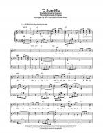 'O Sole Mio Sheet Music