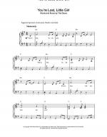 You're Lost, Little Girl Sheet Music