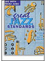Live with Great Jazz Standards Sheet Music