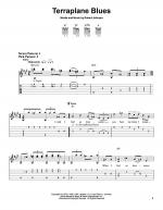 Terraplane Blues Sheet Music