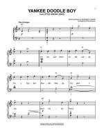 Yankee Doodle Boy Sheet Music