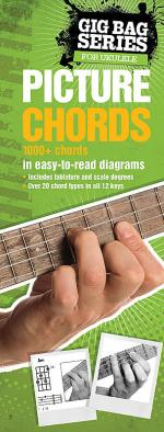Gig Bag Series for Ukulele - Picture Chords Sheet Music