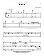 Caruso Sheet Music