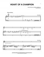 Heart Of A Champion Sheet Music
