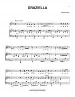Graziella Sheet Music