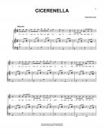 Cicerenella Sheet Music