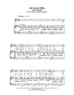 All Good Gifts Sheet Music