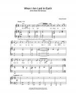 When I Am Laid In Earth (from Dido And Aeneas) Sheet Music