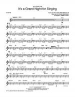 It's a Grand Night for Singing - Guitar Sheet Music