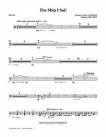 The Ship I Sail - Drums Sheet Music
