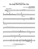 The Song That Goes like This - Drums Sheet Music