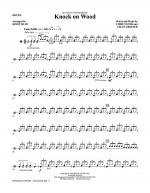 Knock On Wood - Drums Sheet Music