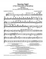 Opening Night - Baritone Sax Sheet Music