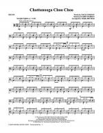 Chattanooga Choo Choo - Drums Sheet Music