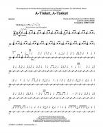 A-Tisket, A-Tasket - Drums Sheet Music