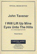 I Will Lift up Mine Eyes unto the Hills Sheet Music