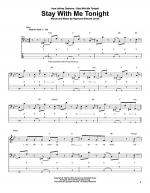 Stay With Me Tonight Sheet Music