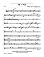 All Is Well - Viola Sheet Music