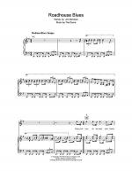 Roadhouse Blues Sheet Music