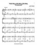 Too-Ra-Loo-Ra-Loo-Ral (Accordion) Sheet Music