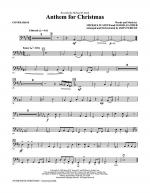 Anthem for Christmas - Contrabass Sheet Music