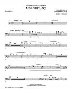 One Short Day - Trombone 1 Sheet Music