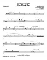 One Short Day - Trombone 2 Sheet Music