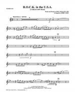 R.O.C.K. In The U.S.A. (A Salute To 60's Rock) - Tenor Sax Sheet Music