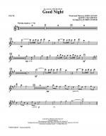Good Night - Flute Sheet Music