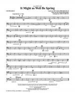 It Might As Well Be Spring - Contrabass Sheet Music